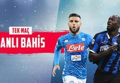 Napoli-Inter maçının heyecanı Misli.comda