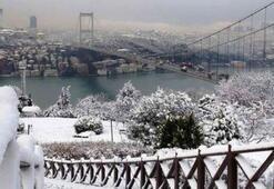 İstanbula kar ne zaman yağacak Tarih belli mi