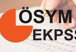 EKPSS sonuçları ne zaman açıklanacak Tercih sonuçları açıklandı mı