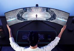 Samsung yeni monitörlerini tanıttı