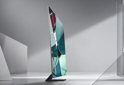 Yeni 8K çözünürlüklü QLED TV tanıtıldı