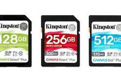 Kingston CES 2020de yeni ürünlerini tanıttı