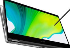 Acer yeni Spin serisi dizüstü bilgisayarlarını tanıttı