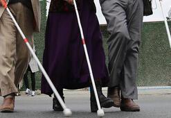Kamuda yaklaşık 11 bin görme engelli istihdam edildi