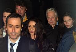 Michael Douglas ve Catherine Zeta Jones Ayasofya Müzesini gezdi