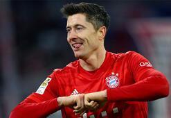 Bundesligada ilk yarının en iyi futbolcusu Lewandowski