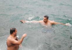 Bugün İstanbul... Denizden çıkardılar