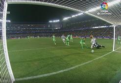 Valladolid-Leganes maçına Enes Ünal damgası