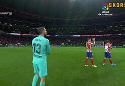 Atletico Levanteye şans tanımadı