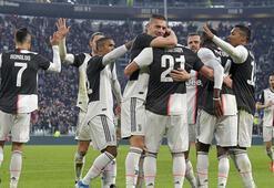 Sarriden Merihe övgü Ronaldo şov yaptı...