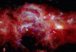 NASA bu görüntüleri ilk kez yayınlıyor Samanyolunun merkezi ortaya çıktı