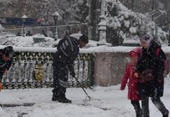 Eskişehirde bugün okullar tatil mi Eskişehir 7 Ocak okullar tatil mi