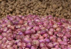 Son dakika: Patates ve soğanın yurt dışına satışına kısıtlama getirildi