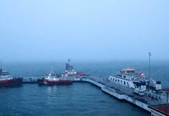 Kuzey Ege ve Güney Marmaradaki adalara ulaşım sağlanamıyor