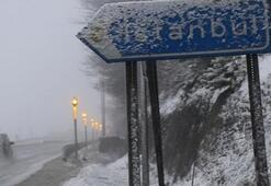 İstanbul hava durumu... İstanbula kar ne zaman yağacak (7 Ocak)