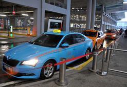 Taksicilerin yeni sorunu Uber bitti şimdi de...