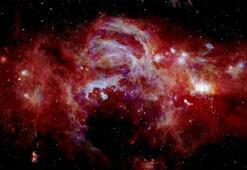 Samanyolu Galaksisinin merkezi görüntülendi