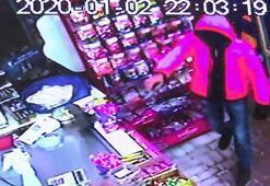 Sultangazide maskeli ve silahlı soyguncu dehşeti kamerada