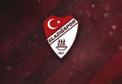 SON DAKİKA: Elazığspor'a 3 dönem geçici transfer yasağı