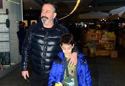 Cem Yılmaz ve oğlunun alışveriş keyfi