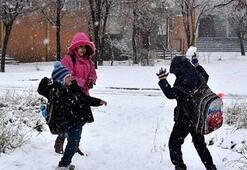 Son dakika | Kar tatili haberleri gelmeye başladı