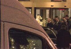 Putin Beşiktaşta kalacağı otele yerleşti