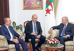 Cezayir ziyaretinde Libya diplomasisi