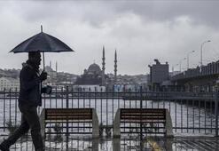 Bugün İstanbul hava durumu nasıl olacak İstanbula ne zaman kar yağacak (8 Ocak)
