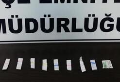 Tekirdağda uyuşturucu operasyonunda 2 gözaltı