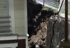 Sakaryada faciadan dönüldü İki bina tedbir amaçlı boşaltıldı