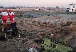 İranda düşen yolcu uçağından kötü haber geldi Kurtulan yok