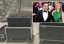 Carlos Ghosnun film gibi kaçışı kamerada Bu kutudan çıktı