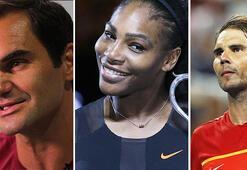 Federer, Williams ve Nadaldan yangın mağdurlarına destek