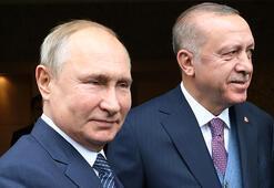 Cumhurbaşkanı Erdoğandan Putine dikkat çeken hediye