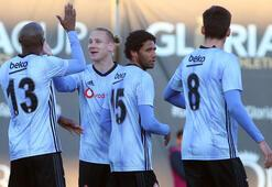 Son dakika | Beşiktaş - Mezokovesd Zsory: 2-0