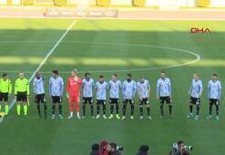 Beşiktaş - Mezokovesd Zsory: 2-0 (Hazırlık Maçı)