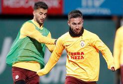 Galatasarayda dikkat çeken olay A Takım, U19 Takımına farklı yenildi...