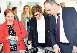 'Bi-Communal Sanat ve  Kültür Sergisi' açıldı
