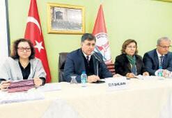 Karşıyaka Meclisi şantiyede toplandı