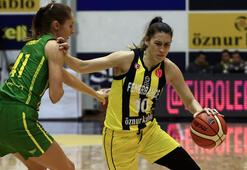 Fenerbahçe Öznur Kablo - Sopron Basket: 70-52