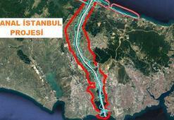 Kanal İstanbul nedir, nerede yapılacak Kanal İstanbul Projesi ne zaman, hangi ilçelerde yapılacak İşte harita ve güzergah