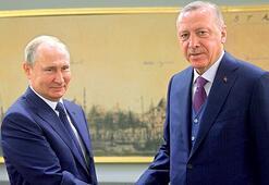 Erdoğan ve Putin'den 3 başlıkta ortak çağrı