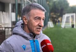Ahmet Ağaoğlu: Ndiaye transferi gerçekleşti ve bir transfer daha olabilir
