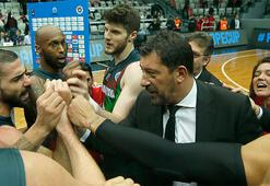 Pınar Karşıyaka FIBA Avrupa Kupasında kayıpsız ilerliyor