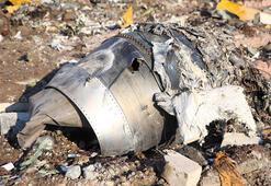 Son dakika... Düşen yolcu uçağının enkazında füze parçaları var