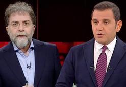 Ahmet Hakandan Fatih Portakala: Bu ne telaş böyle