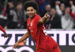 Serge Gnabry Wolfsburgu böyle avlamıştı