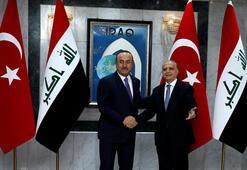Son dakika... Dışişleri Bakanı Çavuşoğlu, Bağdattan dünyaya ilan etti
