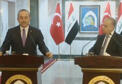 Çavuşoğlu: Irakın yabancı güçlerin çatışma alanı olmasını istemiyoruz