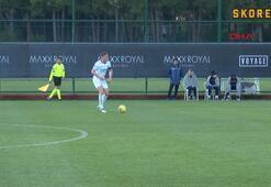 Medipol Başakşehir: 0 -Fortuna Sittard: 3 (Hazırlık Maçı)
